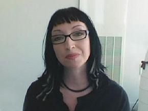 Sex columnist Violet Blue