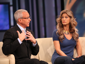 Dr. Drew Pinsky and Amber Smith