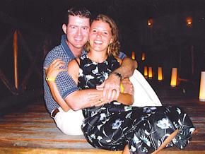 Elaine and Jonathan