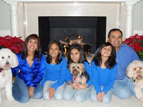 The Rathi family