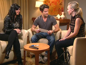 Nate Berkus, Patti Stanger and Robin