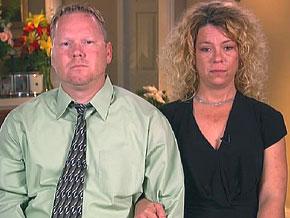 Bradley Lockhart and Carey Lockhart-Davis