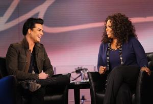 Adam Lambert on Madonna