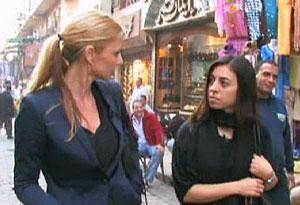 Nanna and Heba