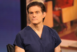 Dr. Oz explains the warning signs of diabetes.