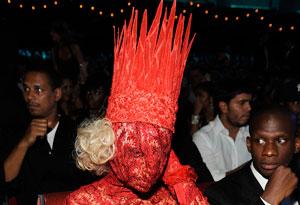 Lady Gaga at the Video Music Awards