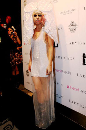 Lady Gaga's VMA after-party outfit