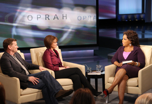 Gayle and Ted Haggard and Oprah