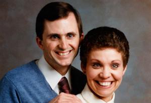 Wanda Barzee and Brian David Mitchell