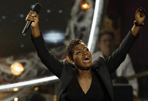 Fantasia Barrino on American Idol