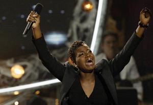 Fantasia Barrino on American Idol