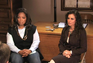 Oprah and Dawn Horwitz-Person