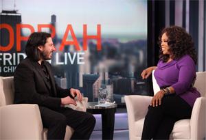 Jason Reitman and Oprah