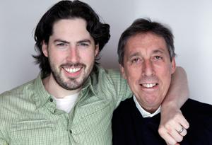 Jason and Ivan Reitman