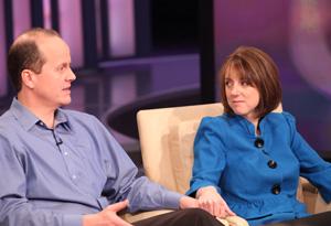 Linda and Doug