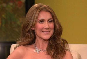 Celine Dion in South Africa
