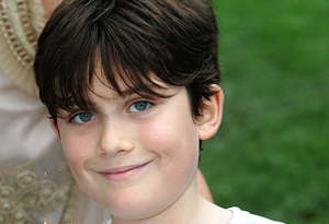 Celine Dion's son