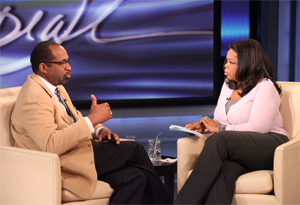 Jim Jones Jr. and Oprah