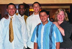 Jim Jones Jr.'s family