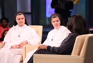 Misconception about nuns