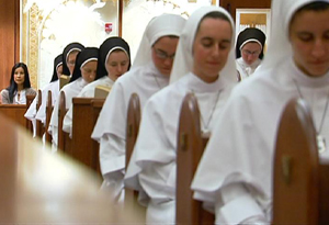 Mass at Dominican Sisters of Mary