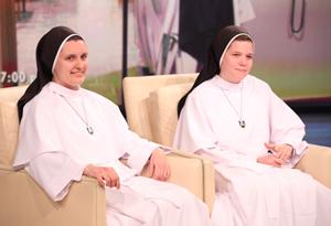 Sister Mary Judith and Sister Francis Mary