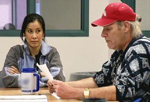 Lisa Ling and Dr. Carey Sturgeon