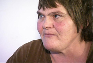 Laura, a female sex offender