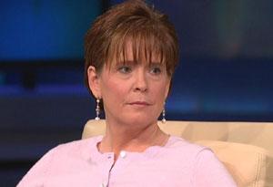 Gregg Milligan's sister, April