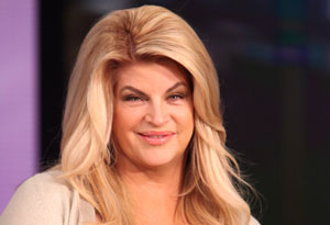 Kirstie Alley On Her New Show Weight Loss And Jamie Foxx