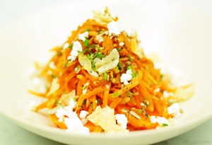 Evolution Carrot Salad