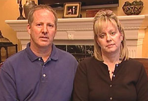 Jim Allen and his wife, Lisa
