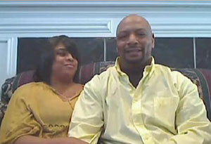 Greg and Dianah