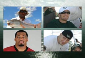 Nick Schuyler, Will Bleakley, Corey Smith, Marquis Cooper