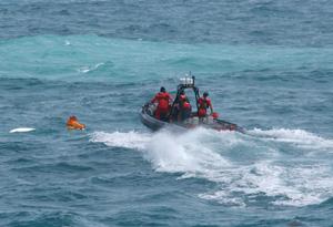 Nick Schuyler's rescue