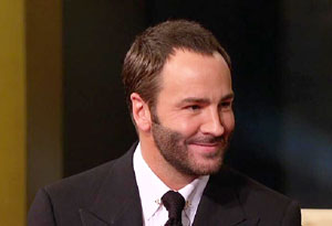 Tom Ford and Oprah