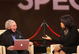 Roger Ebert and Oprah