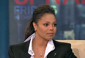 Janet Jackson on her brother's death