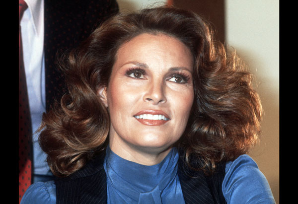 Raquel Welch in 1976