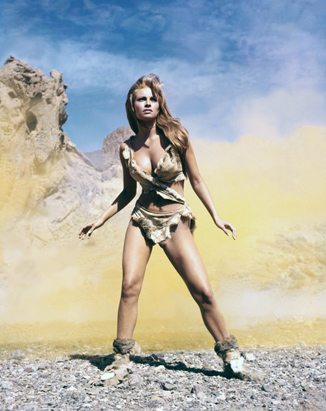 Raquel Welch in One Million BC