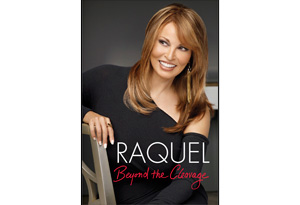 Raquel Welch book cover