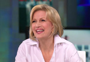 Diane Sawyer in Haiti