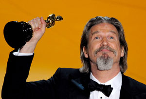 Jeff Bridges' acceptance speech