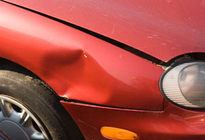 Car accident plug