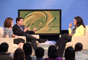 Tina Fey, Steve Carell and Oprah