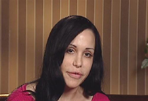Nadya Suleman on why she wrote Oprah a letter