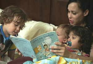Nadya Suleman on how her children are doing
