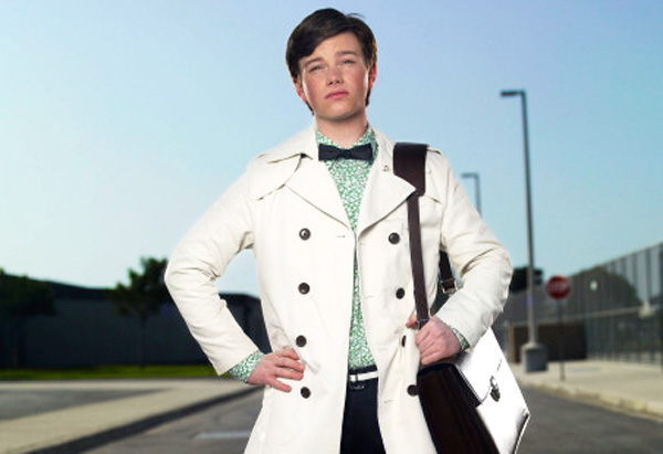 Chris Colfer as Kurt Hummel