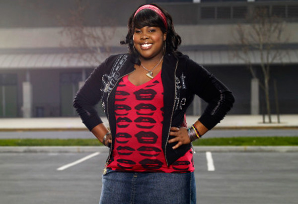 Amber Riley as Mercedes