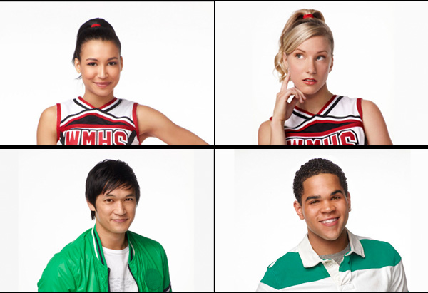 Santana, Brittany, Mike and Matt